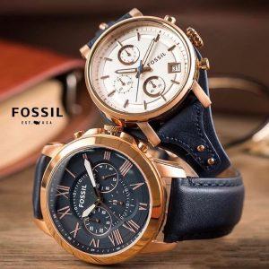 Fossil Couple Set